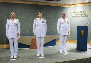 Vice-Almirante cursino assume Diretoria de Portos e Costas (DPC) – SOPESP